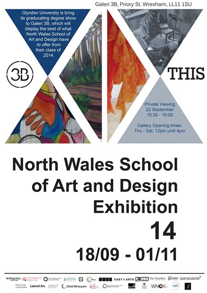 Fig 1 - The exhibition poster